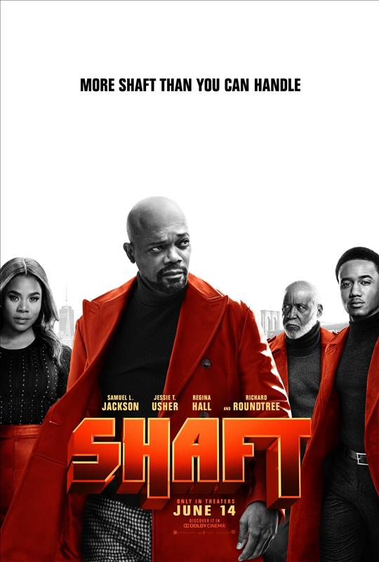 Affisch för Shaft