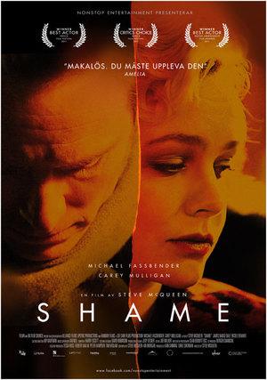 Affisch för Shame