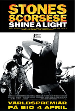 Affisch för Shine A Light
