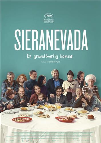 Affisch för Sieranevada - En Gravallvarlig Komedi