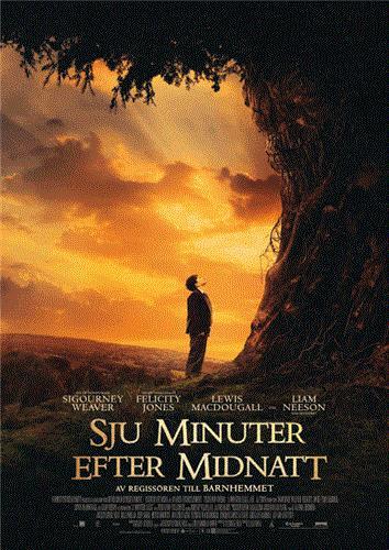 Affisch för Sju Minuter Efter Midnatt