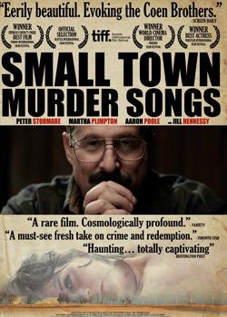 Affisch för Small Town Murder Songs