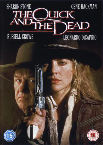 Affisch för Snabbare Än Döden
