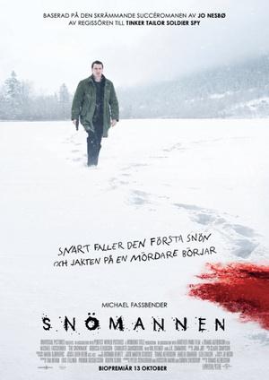 Affisch för Snömannen