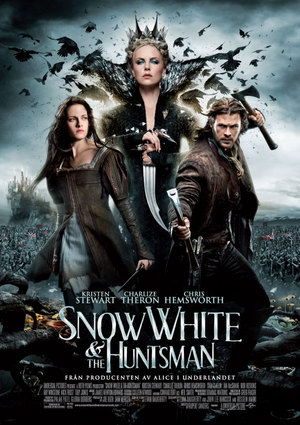 Affisch för Snow White And The Huntsman