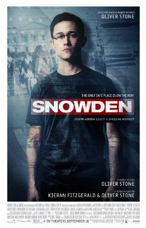 Affisch för Snowden