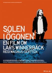 Affisch för Solen I Ögonen - En Film Om Lars Winnerbäck
