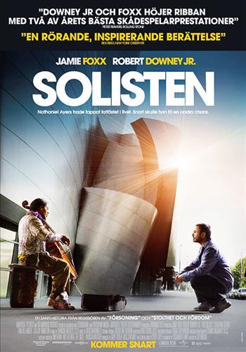 Affisch för Solisten