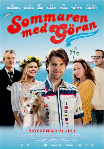 Affisch för Sommaren Med Göran
