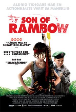 Affisch för Son Of Rambow
