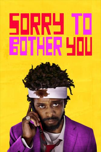 Affisch för Sorry To Bother You