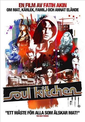 Affisch för Soul Kitchen