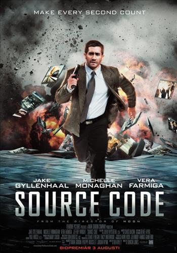 Affisch för Source Code