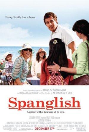 Affisch för Spanglish
