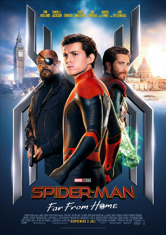 Affisch för Spider-Man: Far From Home