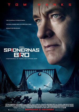Affisch för Spionernas Bro
