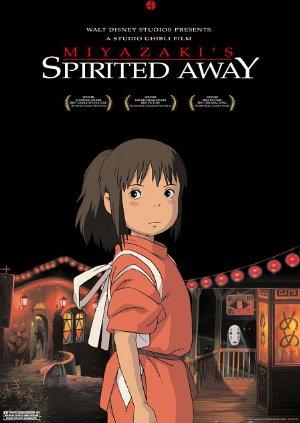 Affisch för Spirited Away