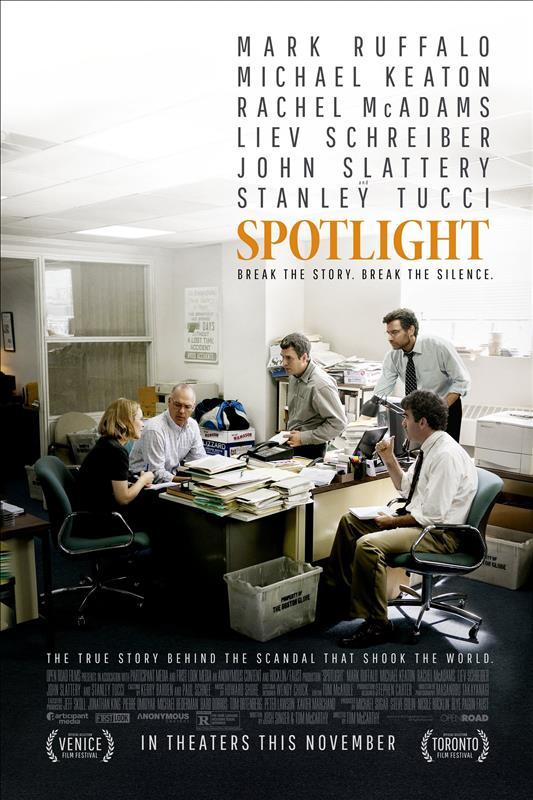Affisch för Spotlight