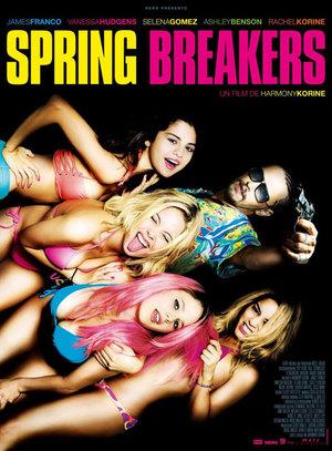 Affisch för Spring Breakers
