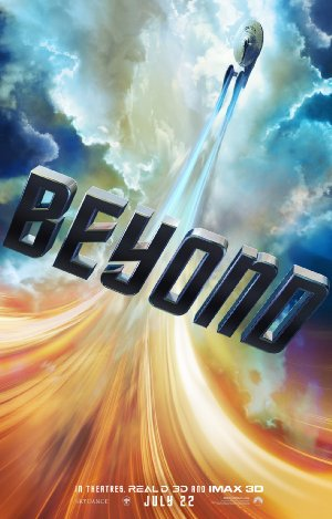 Affisch för Star Trek Beyond