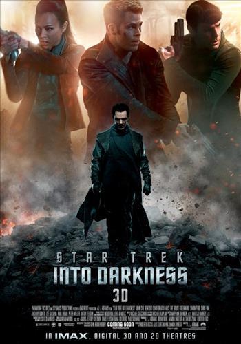 Affisch för Star Trek Into Darkness