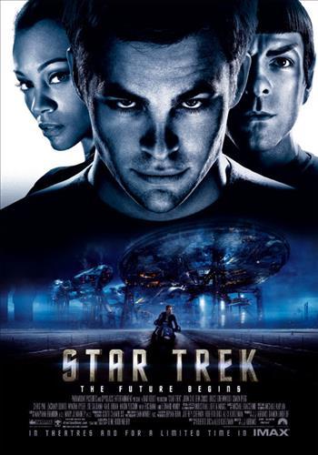 Affisch för Star Trek