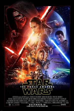Affisch för Star Wars: The Force Awakens