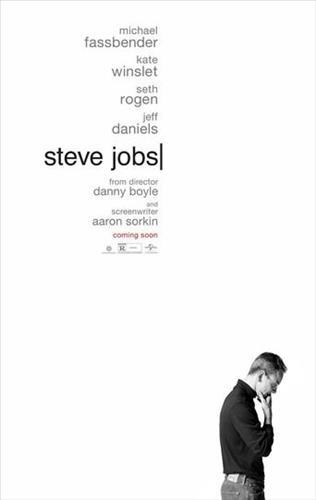 Affisch för Steve Jobs