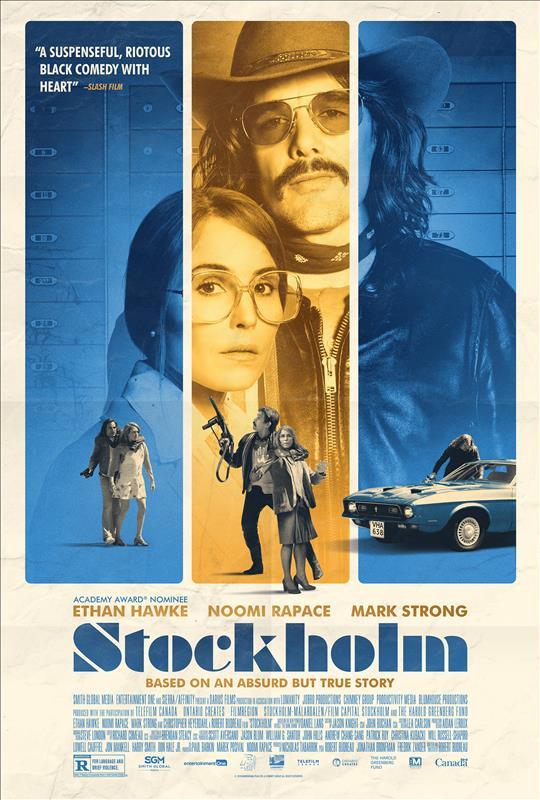 Affisch för Stockholm