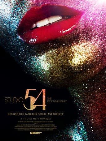 Affisch för Studio 54