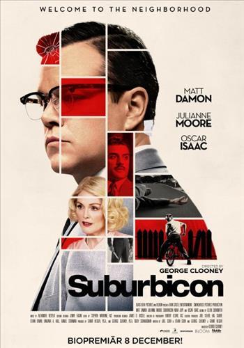 Affisch för Suburbicon