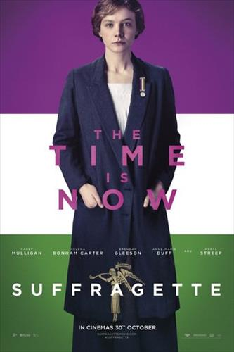 Affisch för Suffragette