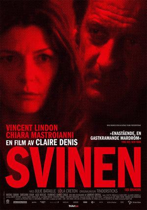 Affisch för Svinen