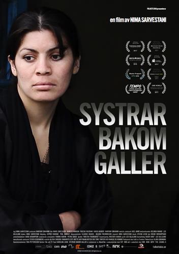 Affisch för Systrar Bakom Galler