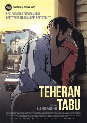 Affisch för Teheran Tabu