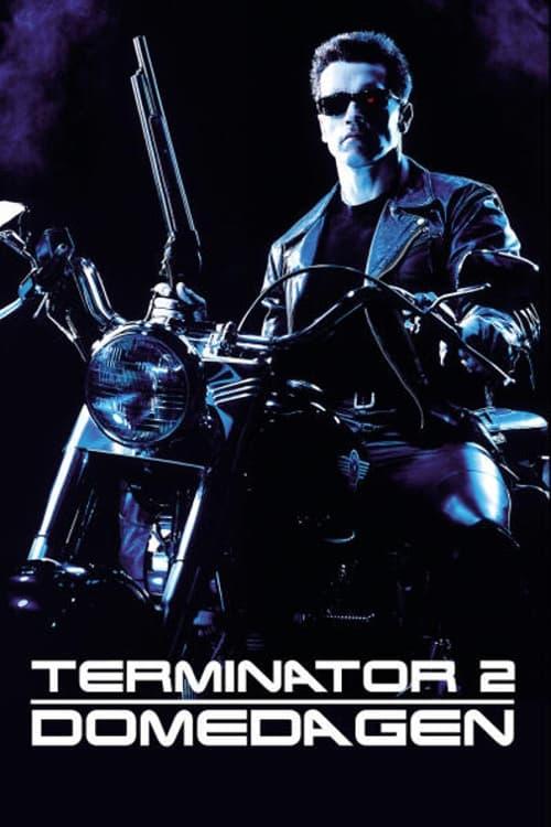 Affisch för Terminator 2: Domedagen
