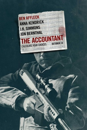 Affisch för The Accountant