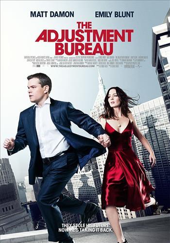 Affisch för The Adjustment Bureau