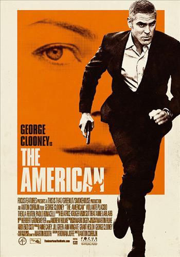 Affisch för The American