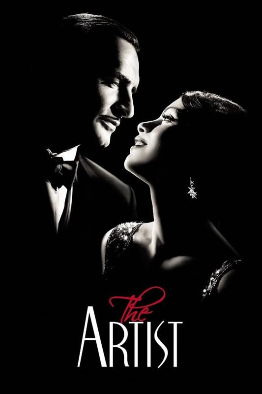 Affisch för The Artist