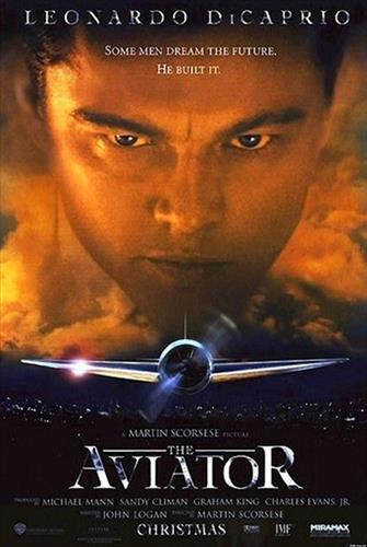 Affisch för The Aviator