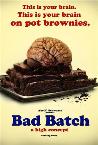 Affisch för The Bad Batch