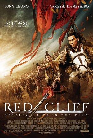 Affisch för The Battle Of Red Cliff