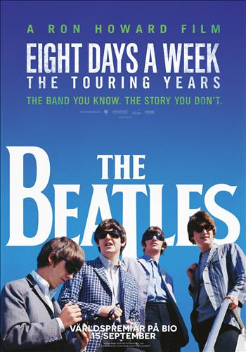 Affisch för The Beatles: Eight Days A Week