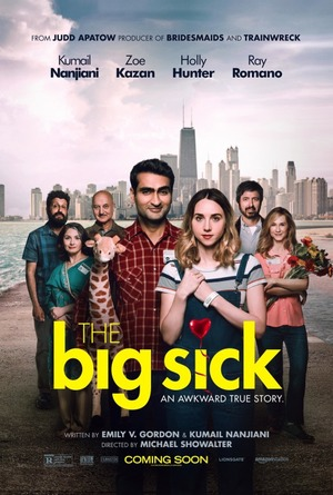 Affisch för The Big Sick
