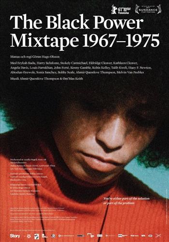 Affisch för The Black Power Mixtape 1967-1975