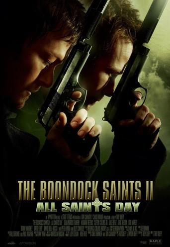Affisch för The Boondock Saints II: All Saints Day