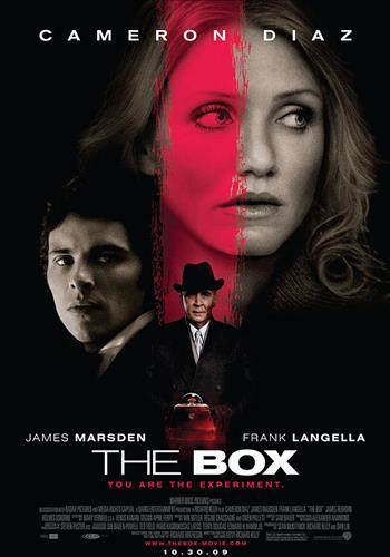 Affisch för The Box