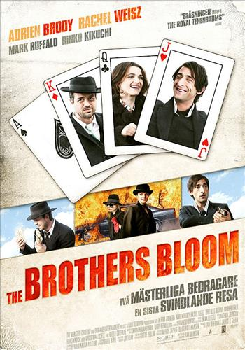 Affisch för The Brothers Bloom