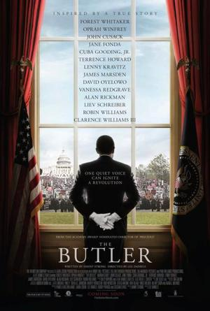 Affisch för The Butler